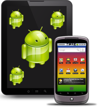 Android Web development